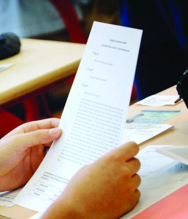 Concours d'attaché territorial – Report des épreuves écrites